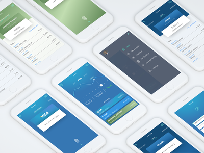 Credit Card App card ux ui cards credit card visa chase finance fintech banking