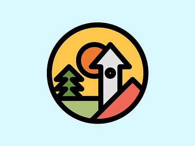 City of Corvallis city town hall logo branding oregon colorful