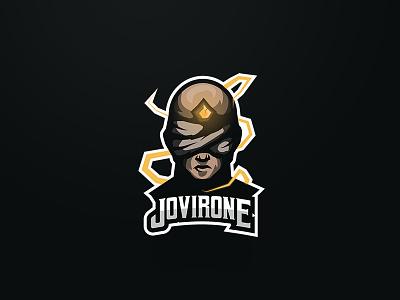 Jovirone's mascot lee sin league of legends esports logo lee lol stream mascot