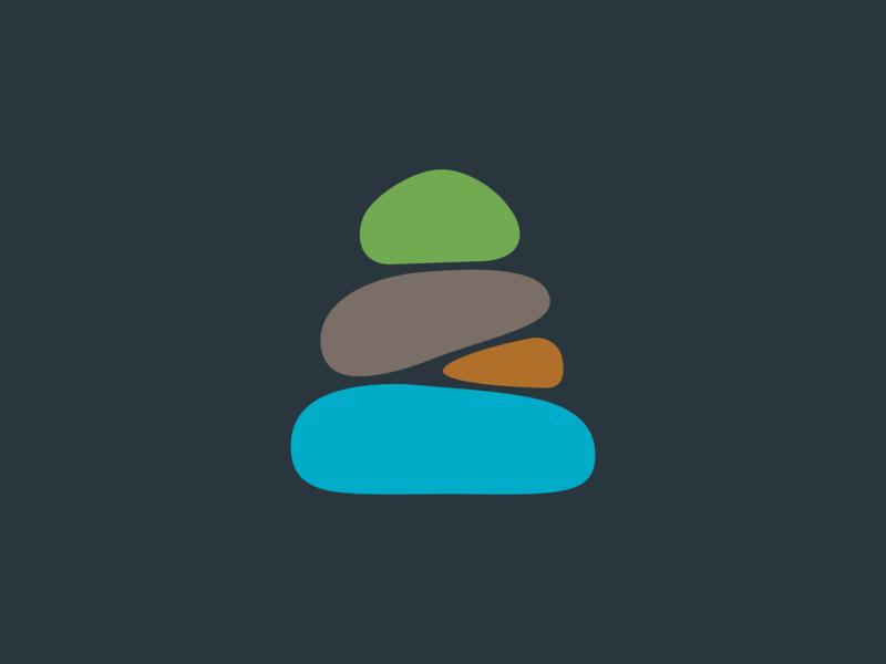 Simplemoney 02 money finance financial advisor balance rocks rock cairn simplicity simple