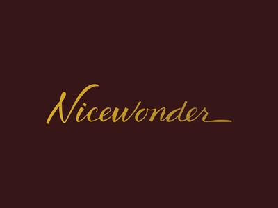 Nicewonder Script