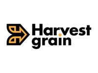 Harvest grain logo