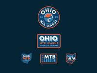 Ohio Mountain Bike League - logos