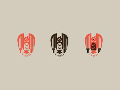 Some weird birds... bird outdoors vector logo branding design illustration