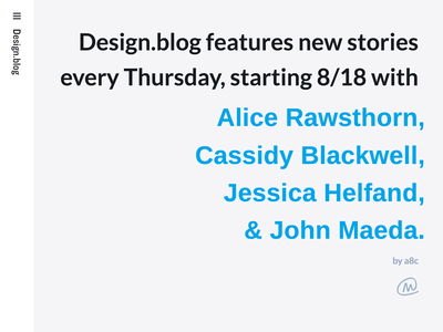 Design.blog