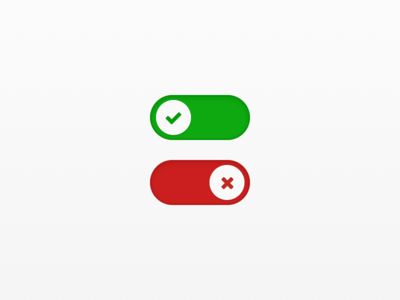 Daily UI #015 switch toggles ui daily ui