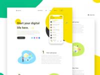 Huobi Chat app
