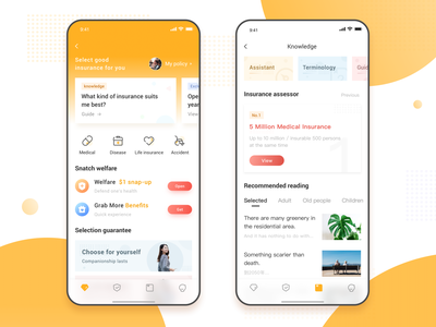 Insurance orange app insurance