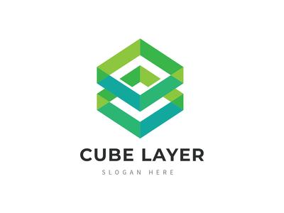 Cube Layer Logo
