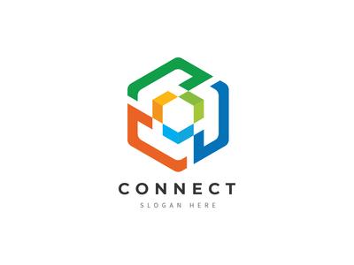 Cube Connection Logo