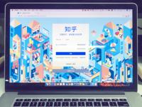 zhihu  - web