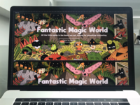 Fantastic Magic World