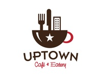 Uptown Cafe & Eatery Identity