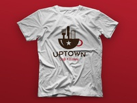 Uptown Cafe & Eatery t-shirt