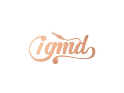 Logo type for music website logotype logo