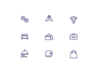Linear Icons
