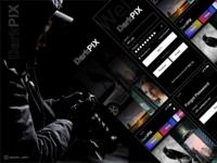 DarkPIX | Unsplash App