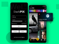 DarkPIX | Free Stock Application