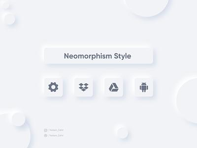 Exploring Neomorphism UI style neomorphism trend ux ui design creative shadow softdesign material iconography styleguide white 2020 trend softui skeuomorphism