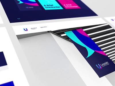Logodesign and Visual identity for Startup LinksUU colors logotype brand design typography logo branding simple design