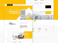 STURMBAU - Construction company Website