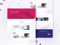 StartUpStart - Landing page