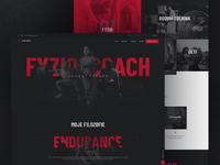 Fyzio Coach - Landing Page