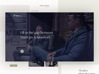 FlowCap - Landing Page