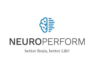 Brain Training Logo logo training brain