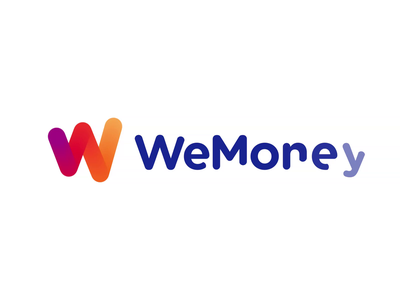 WeMoney - Logo Animation coin flip animated typography gradient coins icon animation motion graphics motion design logo animation logo branding reveal logo reveal intro animated logo brand animation animation alexgoo after effects 2d animation 2d
