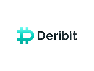 Deribit - Logo Animation icon animation logo intro brand animation after effects motion graphics alexgoo typography crypto trading 2d animation logo reveal animated logo logo animation