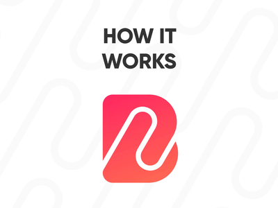How it works - Boldly brand icon after effects gif ae animation b letter motion graphics motion design design process how it works tip tutorial logo animation motion 2d