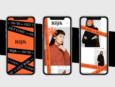 Fashion Line - App Concept