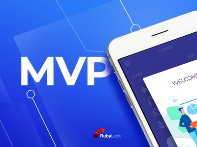 MVP figma illustration ios aplication mobile app design ui