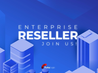 Reseller illustration aplication design ui