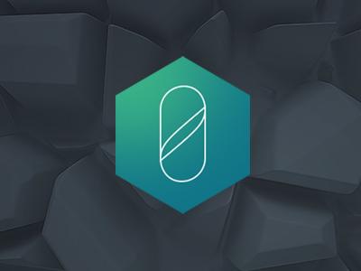 Pill logo logo ui pill design app mobile rwd responsive