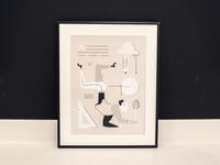 Illustration frame
