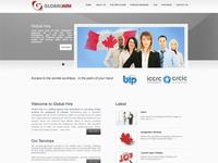 Global Hire Homepage