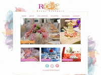 Roelle event planner website