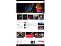 Magic Tune Website