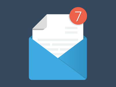 Mail icon mail icon flat