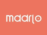 Maarlo Branding Project minimal simple design logo