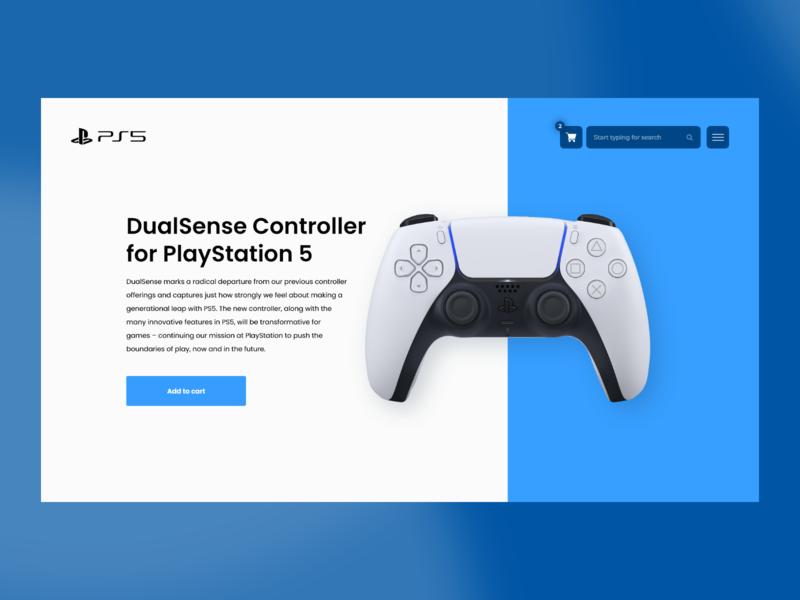 DualSense - PS5 Controller