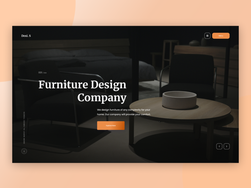 Furniture Design Company