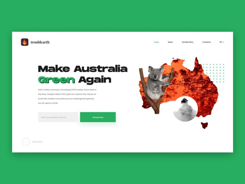 Make Australia Green Again