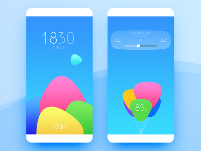 Lock screen  wallpaper ui app wallpaper screen lock