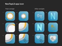 NeoTapLS Icon Concepts