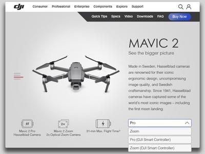 Mavic 2 Drone