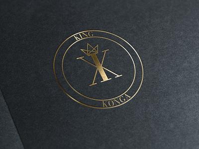 King Konga branding design logodesign logotype logo