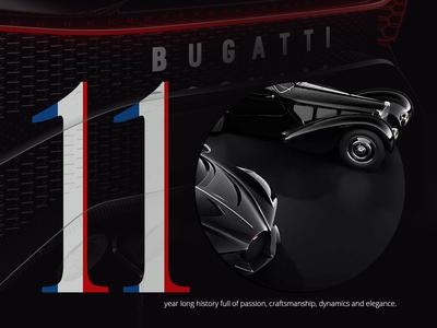 Bugatti 110 Years